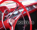 1957 Bel Air Interior – Route 66 Clear