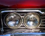 1966 Chevrolet Headlights