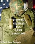 Vietnam Veteran U.S. Army 1965-1975  (Gas Mask)