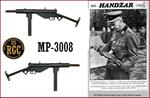 WWII Axis: German MP-3008/BD-3008 Submachine Gun