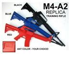 RUBBER GUN: American, M4A2 Any Color