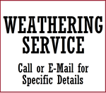 WEATHERING SERVICE