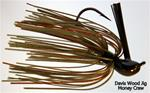 Davis Wood Jig, 1/2  oz, Money Craw