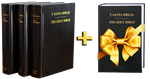 #02. Y Santa Biblia - The Holy Bible (Set of 3) Get one FREE!