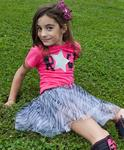 Zebra Tutu (One Size Fits All) 0-10yr