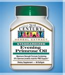 21st Century Evening Primrose oil 500mg