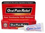 OTC-Dr. Sheffield's Oral Pain Relief