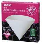 Pour Over - Hario V60 Coffee Filter (40 Sheets)