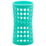 Aqua Italian Tension Rollers 32mm (12 in pack)