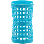 Blue Italian Tension Rollers 37mm (12 in pack)