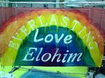 08. Names of God Bannerflag: Everlasting Love Elohim
