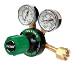 Victor Medium Duty G Series, Single Stage, G250 Regulator, 150-540, Oxygen Item#0781-9400