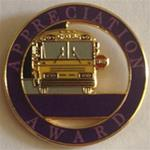 Appreciation Award PIn