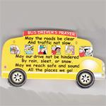 School Bus Driver Prayer Magnet