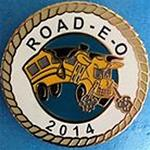 2014 Roadeo Pin