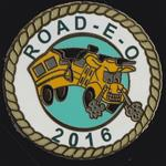 2016 Roadeo Pin