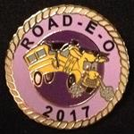 2017 Roadeo Pin