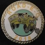 2018 Roadeo Pin