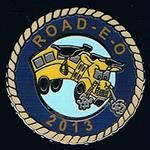 2013 Roadeo Pin