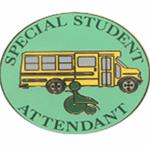 Special Student Attendant Pin