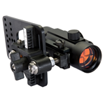 3D Field Master Sight Bracket w/ Luma-dot Red Dot Sight