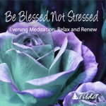 "CD: ""Be Blessed Not Stressed"" Evening Meditation"