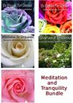 CD Bundle: Meditation and Tranquility Collection