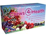 Dr. Friedman's Chews-4-Health™ Dietary Supplement