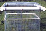 Fish Traps – 36″ wide x 36″ high x 36″ long (Floating Fish Trap)