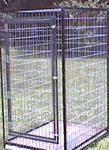 Bird Cages - 3′ wide x 4′ high x 5′ long