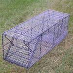 Dog Traps - 15″ wide x 15″ high x 48″ long