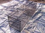 "Dog Traps 15"" Wide X 15"" High X 48"" Long"