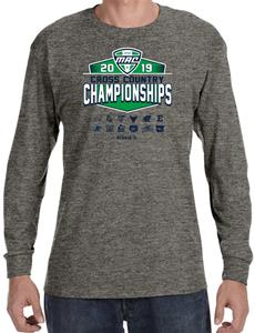 2019 Official Cross Country Champions Event Adult Long Sleeve Tee