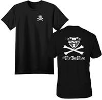 Official MAC Jolly Roger Logo Adult Shortsleeve Tee