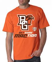 Bowling Green Get Some MACtion Adult Tee