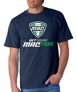 MAC Logo Get Some MACtion Adult Tee