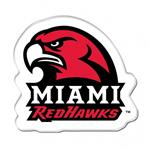 Miami of Ohio Acrylic Magnet