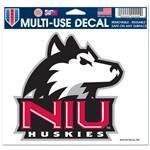 NORTHERN ILLINOIS UNIVERSITY MULTI-USE DECAL