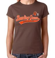 Bowling Green Old School Script Women's Tee