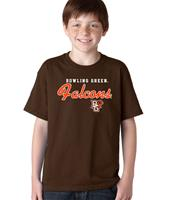 Bowling Green Machine Script Youth Tee