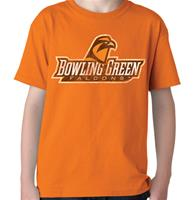 Bowling Green Big Mascot Youth Tee