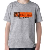 Bowling Green Sticker Youth Tee
