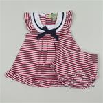 Kissy Kissy Marine Stripe Dress