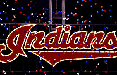 Cleveland Indians Balloons #1