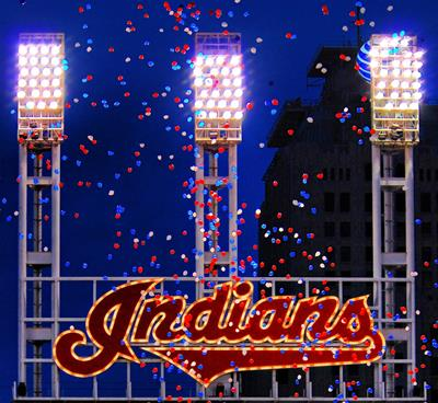 Cleveland Indians Balloons #2