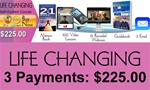 2 D. Life Changing - x 3 Payment Plan