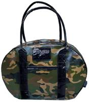 Camo Bowler Lunch Bag Set of 2