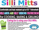 Silli Mitts (Silicone Oven Mitts)