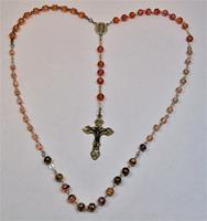 BC0021 - Marian Apparition Breast Cancer Rosary