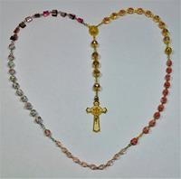 BC0041 - Marian Apparition Breast Care Rosary
